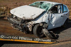 تصادف خودروی دست دوم