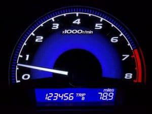 کیلومتر خودرو در خرید خودرو